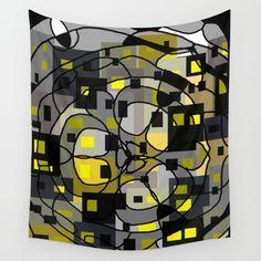 Original art wall tapestries! Original art and design. Transform a room! #art #design #office #home #decor #interior #style