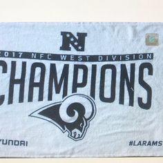 7f78c04bf7c Cool item  LA Rams Rally Towel La Rams