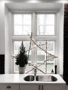 Stjärnor, Advent and Jul on Pinterest