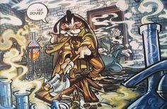 RECENSIONE: LO STRANO CASO DEL DOTTOR RATKYLL E DI MISTER HYDE - http://c4comic.it/recensioni/recensione-lo-strano-caso-del-dottor-ratkyll-e-di-mister-hyde/