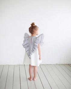 Оригинальное хлопковое платье на подкладе #miko_D0031 ❤️ ,экстравагантное и очень комфортное ,идеально для праздников , прогулок..и…