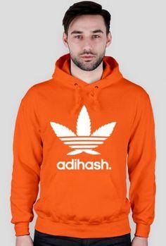 Bluza Męska - Adihash.  Odwiedź sklep : www.thclothes.cup... #thclothes #thc #weed #nadruk #na #koszulke #wzory #cupsell #tshirt #design