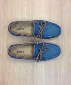 Mocassim Diller Shoes Masculino .