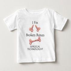 Surgical Technologist - I Fix Broken Bones T Shirt, Hoodie Sweatshirt