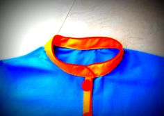 PIPING CHINESE COLLAR - DESIGN IT YOURSELF