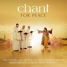 Chant For Peace (Feat. Timna Brauer & Band):   Introducing a unique cross-faith musical collaboration.brbrChant For Peace features the million-selling Monks of Stift Heiligenkreuz.brbrTheir first major-label album since the 2008 global hit, Chant Music For Paradise which stormed the POP CHARTS in Germany, Austria, USA, UK, Belgium, Netherlands, Poland and many others for weeks.brbrNow, the Monks form a unique musical partnership with best-selling Jewish vocalist, Timna Brauer herself a...