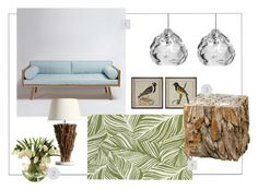 """SPRING & ICICLES"" by kowanse on Polyvore featuring interior, interiors, interior design, дом, home decor, interior decorating, Another Country, Oriental Weavers и Uttermost"
