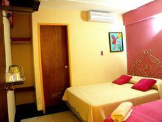 Podrás encontrar cómodas y acogedoras habitaciones en Narhuaca