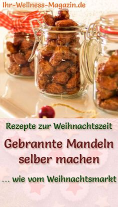 Gebrannte Mandeln selber machen bringt Spaß und gelingt kinderleicht und sie sc… Burning almonds yourself is fun and easy, and they do not just taste great at Christmas … # sweet Healthy Breakfast For Weight Loss, Wie Macht Man, Roasted Almonds, Le Diner, Roast Recipes, Cake Recipes, Your Recipe, Making Recipe, Almond Recipes