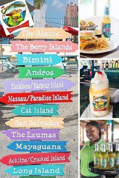 Green Parrot Bar & Grill #Bahamas The Green Parrot, Bahamas Resorts, Happy Hour Specials, Bahamas Island, Delicious Burgers, Romantic Honeymoon, Bar Grill, Paradise Island, Nassau