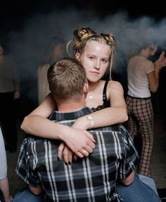 Exploring the Soviet past of Lithuania's provincial towns one tiny dance hall at a time, American photographer Andrew Miksys found traces of the country's pagan legacy amid the smoke machines and lasers. Todd Hido, Urban People, Street Dance, Johnson And Johnson, Youth Culture, Photography Projects, Fashion Images, My People, Mexico City