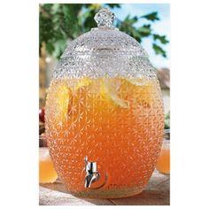 nice Home Essentials 5224 Del Sol Pineapple 1.32 Gallon Jug,  #HomeEssentialsJuicers&Blenders