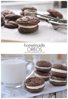 Homemade Oreo Tutori