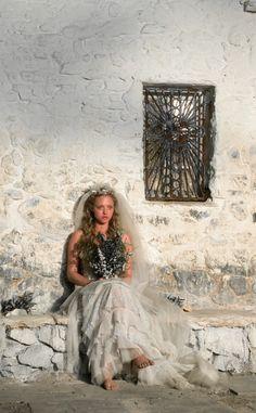 Amanda Seyfried in Mama mia