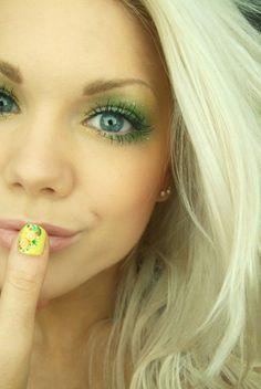 I want to do Chantel's makeup like this!!! #EyeMakeupWinter