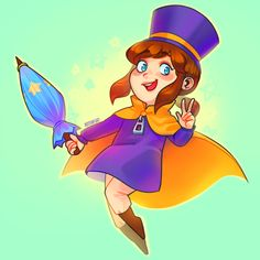 A Hat In Time, Best Dad, Princess Peach, Character Art, Video Games, Play, Twitter, Children, Hats