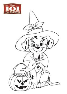 100 best 2 Color * Disney Halloween images on Pinterest | Coloring ...
