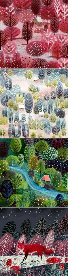 Illustrations by Jane Newland / On the blog!