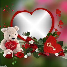 Key to My Heart Sonneedyta i Love You I Love You Pictures, Beautiful Love Pictures, Beautiful Gif, Love Images, Birthday Photo Frame, Happy Birthday Frame, Birthday Frames, Cute Panda Wallpaper, Pink Wallpaper Iphone