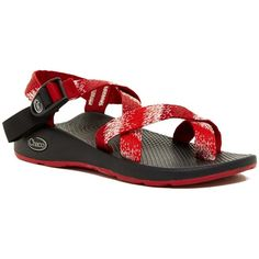 6af1444b78bc Chaco Z2 Yampa Loop Toe Sandal ( 65) ❤ liked on Polyvore featuring shoes