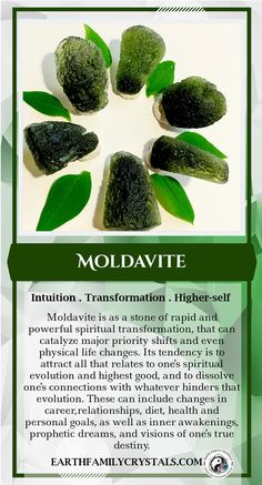 Moldavite Crystal Tips from Earth Family Crystals! Find Collection on Our Website! Link in Bio~ Moldavite Crystal Tips from Earth Family Crystals! Find Collection on Our Website! Link in Bio~