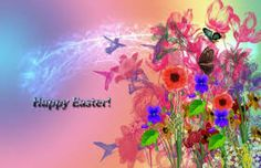 Image result for happy easter wallpaper 3d