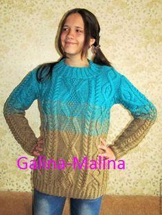 Свитер `Мой Любимый Градиент` Pullover, Sweaters, Fashion, Moda, La Mode, Sweater, Sweater, Fasion