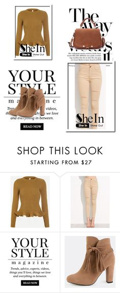 """""""5# SheIn"""" by hazreta-jahic ❤ liked on Polyvore featuring Pussycat"""