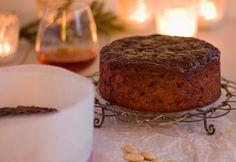 Recept na tradiční anglický vánoční dort