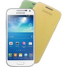 Samsung Galaxy S4 mini biely + 2x flipové púzdro ZDARMA