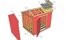Free saltbox shed plans  Read more http://myoutdoorplans.com/shed/saltbox-shed-plans/