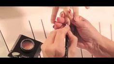 Nailux Gel unghie Espresso Nails Studio Italia - YouTube