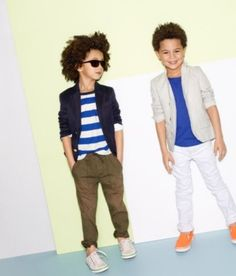 Are they young to be dressed so fab? idts haha. They are going out clothes. #Swagg