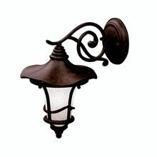 View the Kichler 9352 Tuscan 1 Light Outdoor Wall Sconces from the Cotswold Collection at LightingDirect.com.