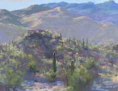 Christine Labiche - using Terry Ludwig pastels