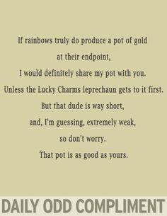 """""""Pot of Gold"""""""
