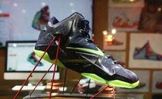 Nike LeBron James 11/11 Experience Event Recap