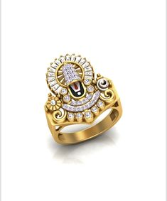 Gold Ring Designs, Gold Bangles Design, Gold Earrings Designs, Gold Jewellery Design, Dad Rings, Rings For Men, Gold Ring Indian, Gents Gold Ring, Gold Pendent