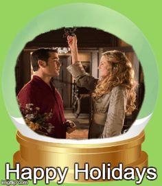 Happy Holidays Murdoch