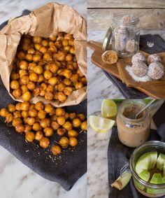 3 snacks para comer fora de casa (2ª edição) - Made by Choices