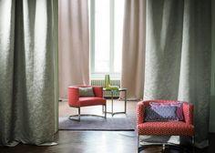 Rideau : les dernières nouveautés pour habiller ses fenêtres avec élégance