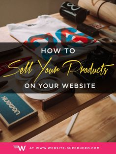 Wanna sell your genius products on your website -- but have no idea how? Look no further, this is for you (whether you're on WordPress or another platform!)