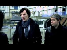 """Sherlock // Feel Again. Or as I would call it, """"John Watson, bringing out Sherlock Holmes' humanity since 1887."""" Or something like that."""
