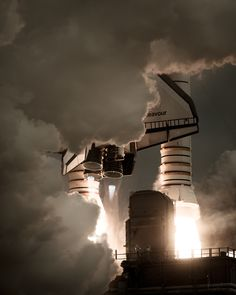 The Last Launch of Space Shuttle Endeavour