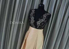 Two Piece Skirt Set, Skirts, Dresses, Design, Fashion, Gowns, Moda, La Mode, Skirt