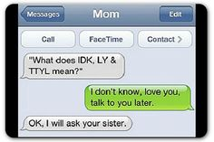 27 Hilarious Text Messages From Parents That Will Make You Laugh Out Loud - Funny Troll & Memes 2019 Humour Parent, Parenting Humor, Mom Humor, Life Humor, Parenting Plan, Text Jokes, Funny Text Fails, Funny Jokes, Hilarious Texts