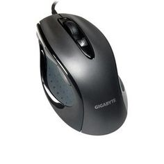 Gigabyte Dual Lens Gaming Mouse with 1600 DPI High-Definition Optical Tracking (GM-M6880)