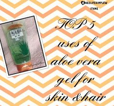 makelifesimple: Top 5 ways to use aloe vera gel for your hair and ...