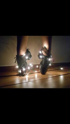 "Tap dancer! Dance photoshoot! Twinkle toes! ""Sparks flying from those feet"""