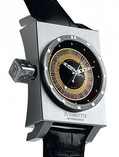 Azimuth SP-1 Roulette                                                                                                                                                                                 Mais
